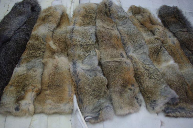 Bufandas de Conejo