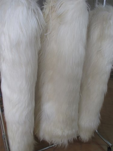 Cabra Goat pelo largo