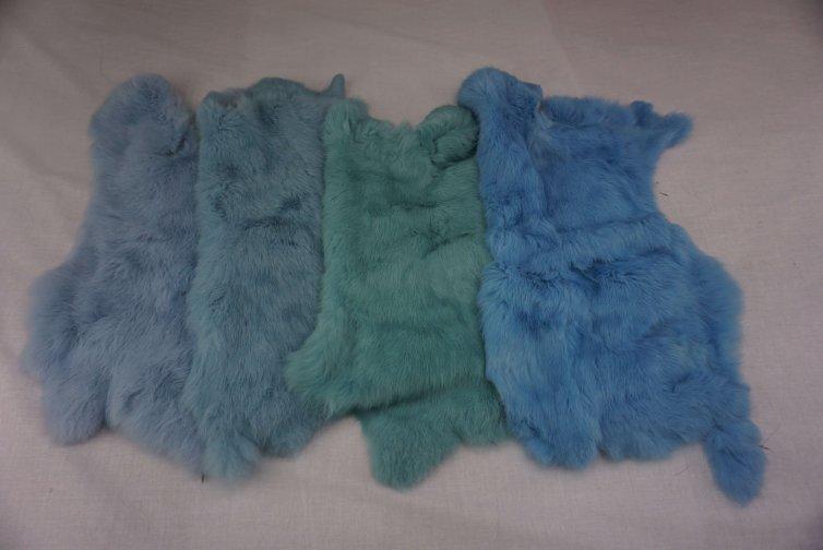 Conejo Gama Azul
